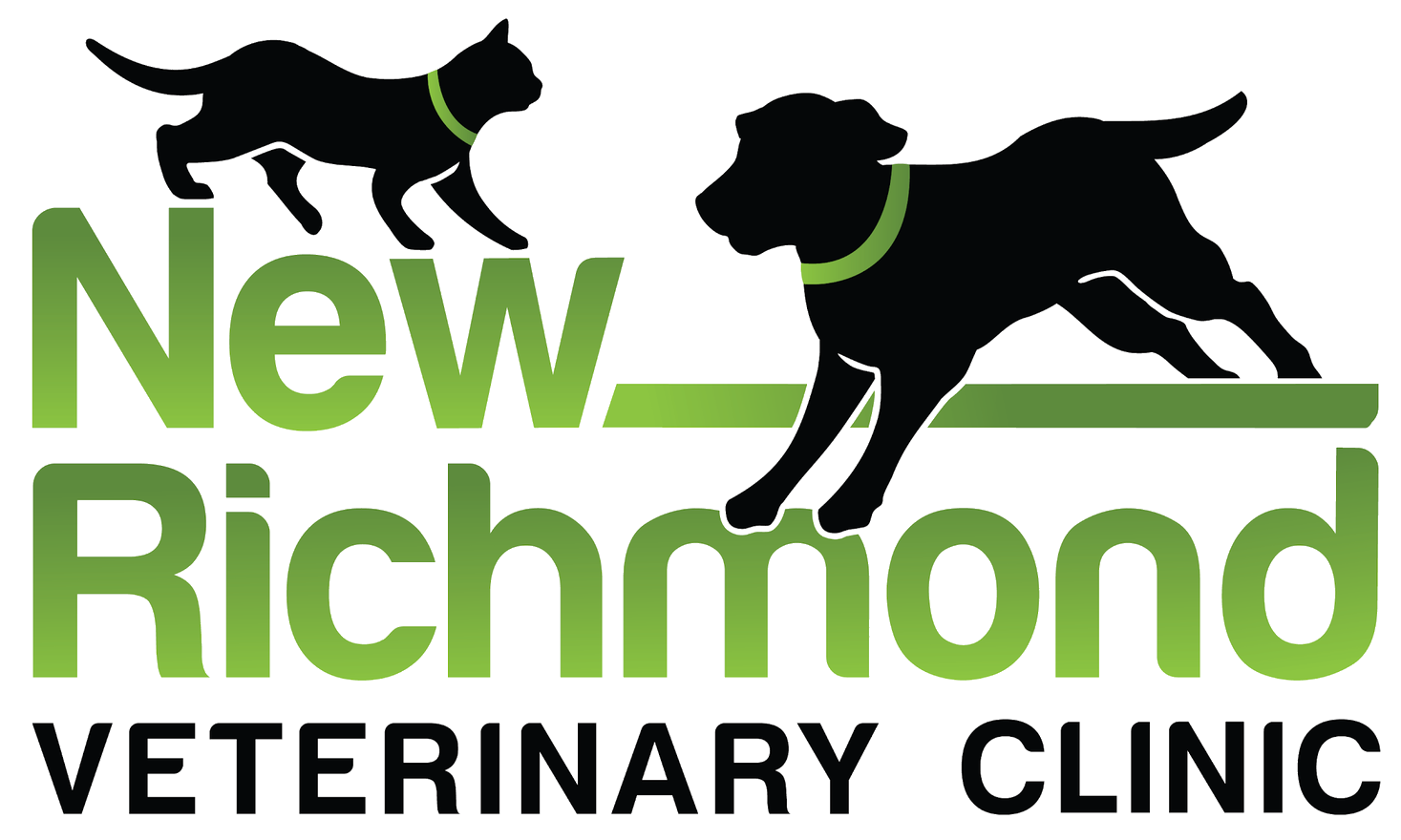 New Richmond Veterinary Clinic	 logo