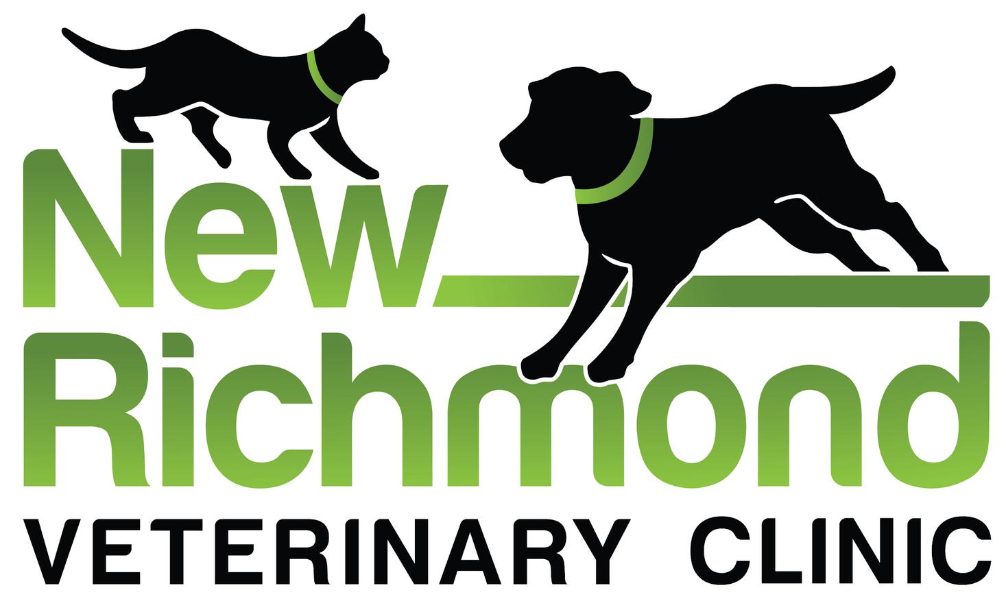 New Richmond Veterinary Clinic logo